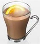 ゴディバ チョコレート リキュール,ホットシトラスゴディバ